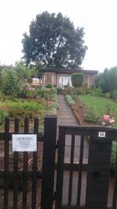 Ansicht Garten Nr. 18